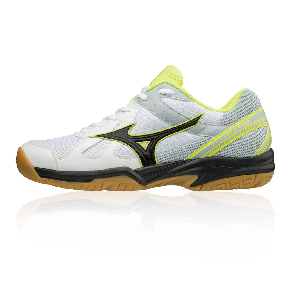 mizuno cyclone speed indoor court shoes precio