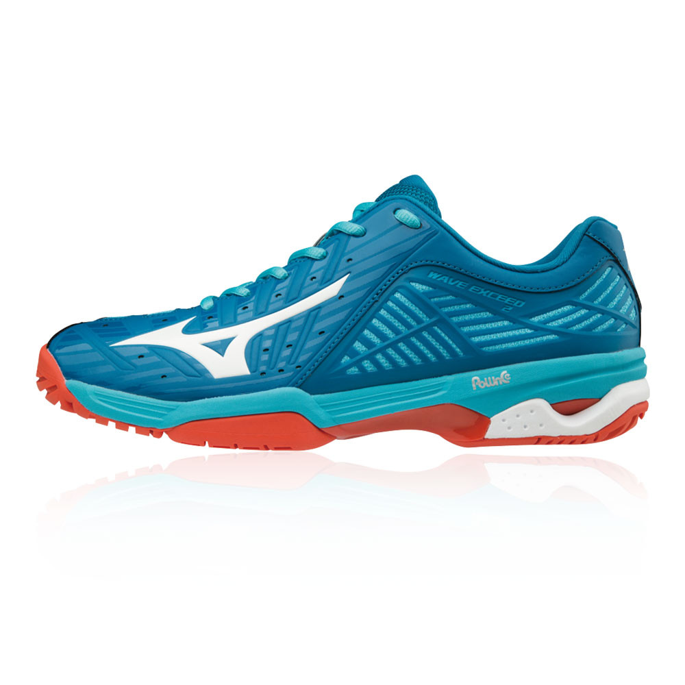 Mizuno Wave Exceed 2 All Court Tennis Shoes