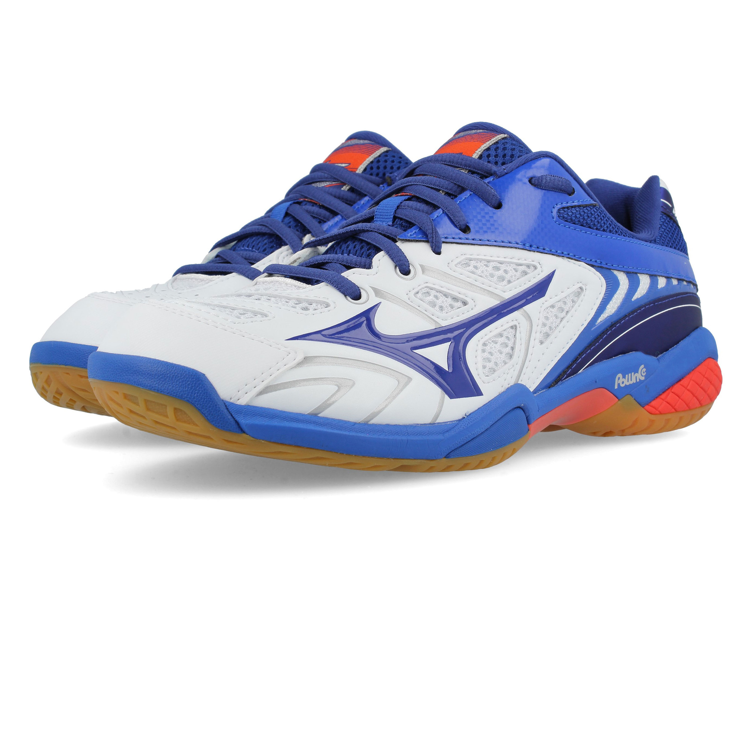 Wave Trainers Blue Court White Indoor Fang Shoes Mens Gym Mizuno Sports Sl ZA4qxPw55