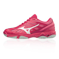 Mizuno Wave Hurricane 3 Women's Indoor Court Shoes - AW18
