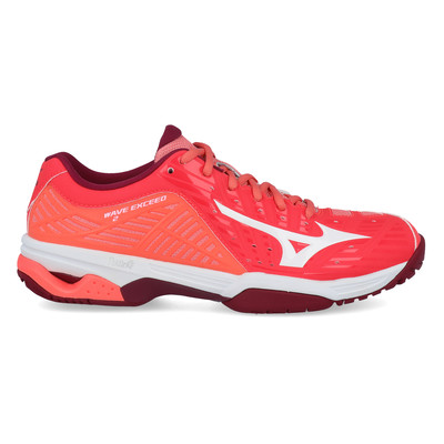 Mizuno Wave Exceed 2 All Court Women's Tennis Shoes