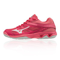 Mizuno Thunder Blade Women's Indoor Court Shoes - AW18