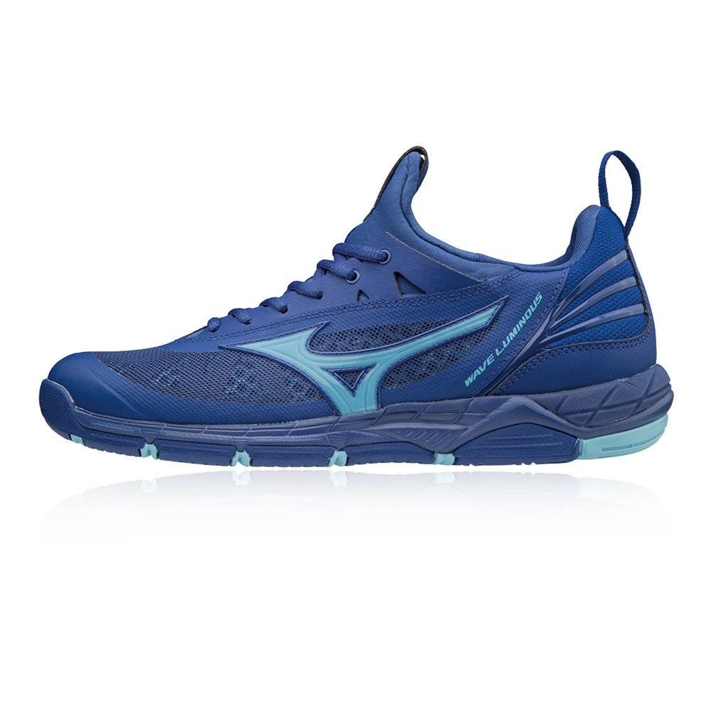 Chaussures Wave Luminous Sport De Aw18 Mizuno En Uqwntq65bf 10 Salle 4xF6qawFp