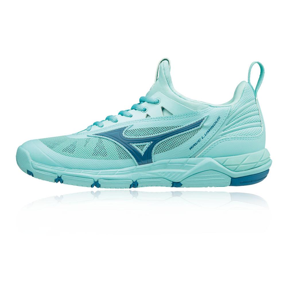 huge selection of 31f6d 5c9bd Mizuno Wave Luminous Women s Indoor Court Shoes. RRP £99.99£39.99 - RRP  £99.99