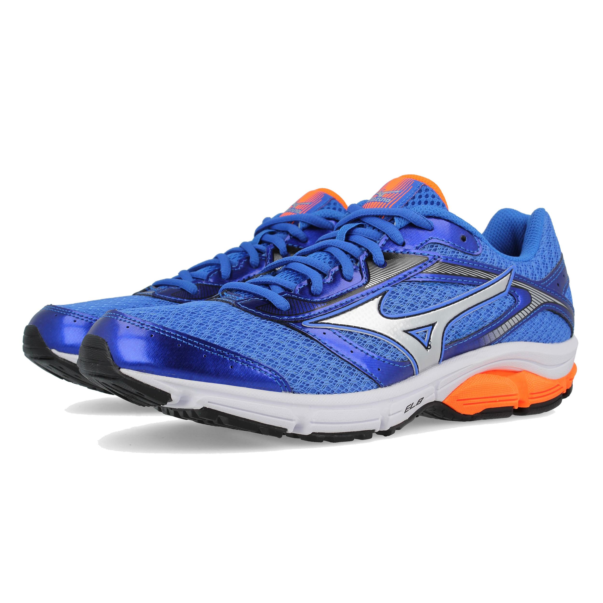 Mizuno Azul Zapatos Correr Deporte Hombre Wave Impetus Zapatillas 4 rwqrzPO