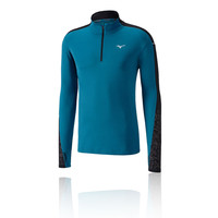 Mizuno Vortex Warmalite Half Zip Running Top - AW18