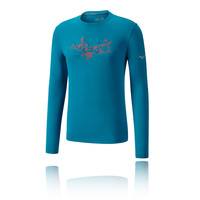 Mizuno Impulse Core Graphic Long Sleeve Running Top - AW18