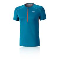 Mizuno Mujin Race Half-Zip Running T-Shirt - AW18