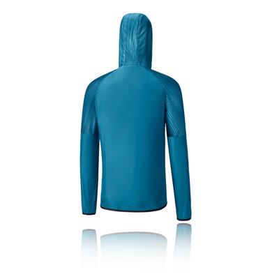Mizuno Printed Hooded Jacket