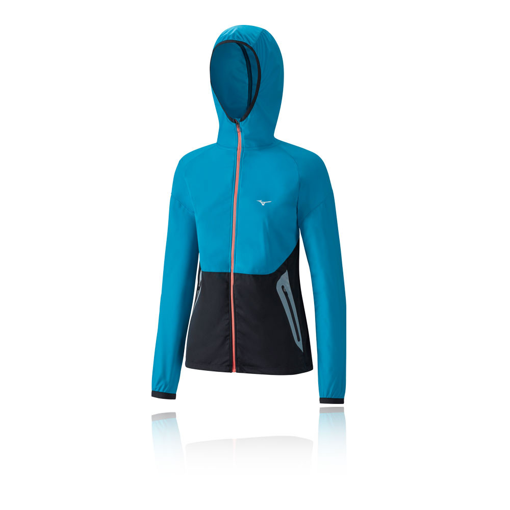 Mizuno Static BT Softshell Women's Running Hoodie