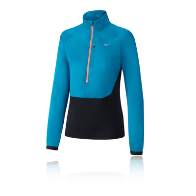 Mizuno Static BT Half Zip Women's Windtop