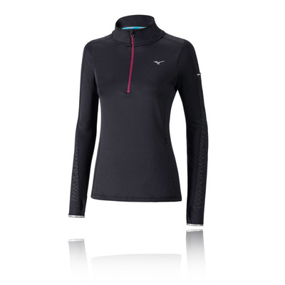 Mizuno Vortex Warmalite Half Zip Women's Running Top