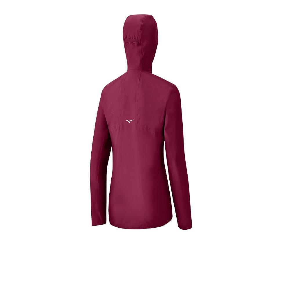 480d3cc5723be Mizuno Endura 20K para mujer trail chaqueta de running - AW18 ...