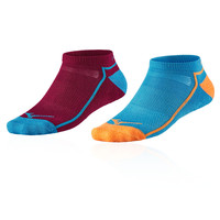 Mizuno Active Training Mid Socks (2 Pack) - AW18