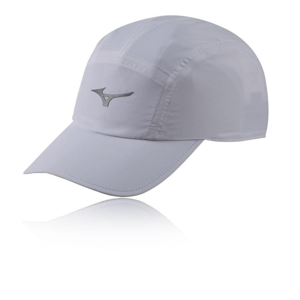 f1b5a6d71e7 Mizuno Unisex DryLite Running Cap Grey Sports Breathable Lightweight ...