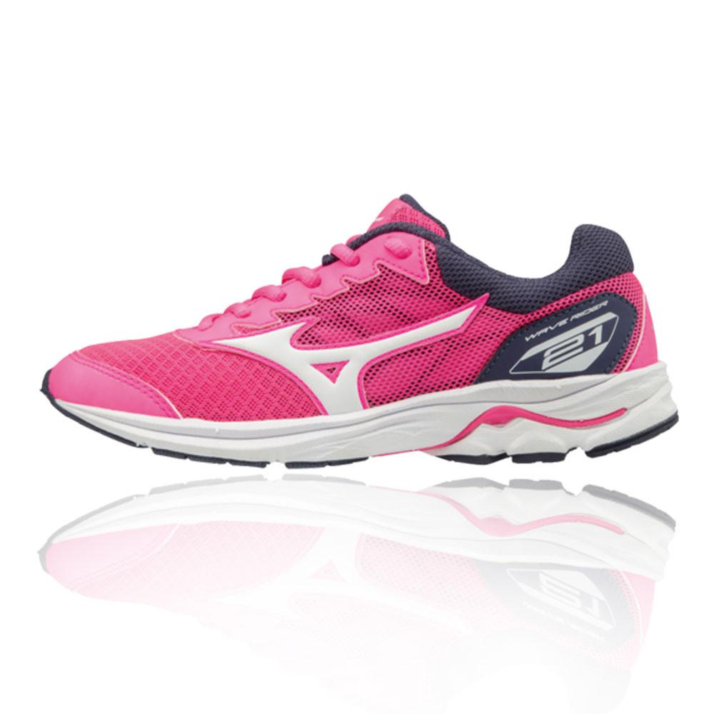 3c752ce58e1 Mizuno Wave Rider 21 Junior zapatillas de running - 50% Descuento ...
