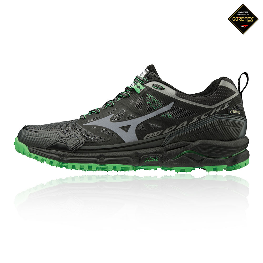 Mizuno Wave Daichi 4 GORE-TEX Trail Running Shoes - SS19