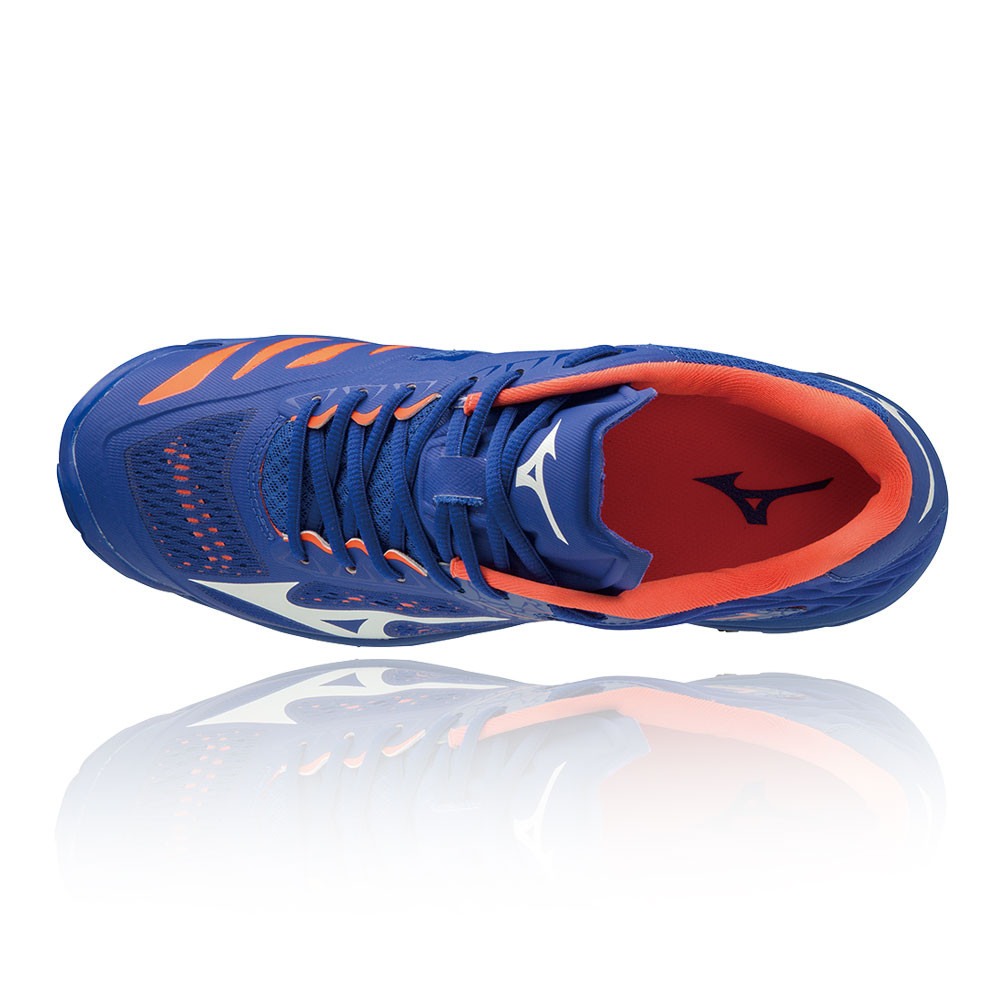 0cd0ed29e13b Mizuno Wave Lightning Z5 Indoor Court Shoes - SS19 - 20% Off ...