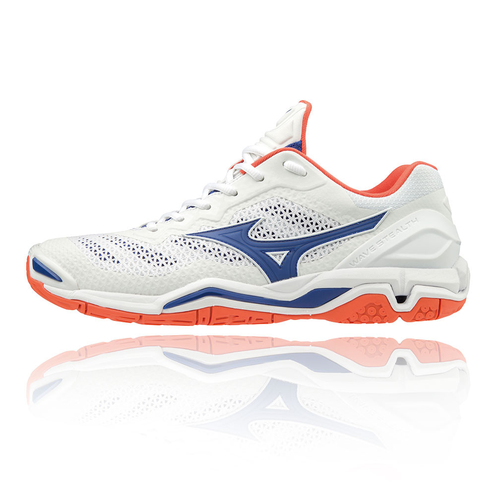 the best attitude d48bd bc2a6 Mizuno Wave Stealth V Court Shoes - SS19 - 20% Off   SportsShoes.com