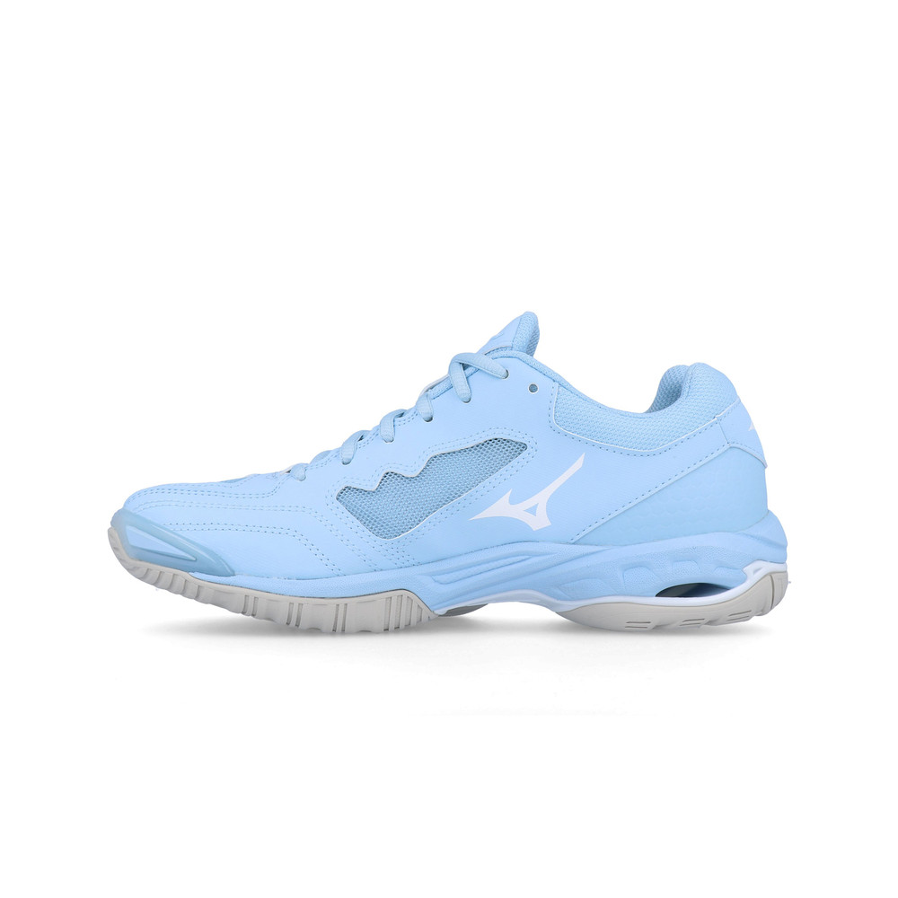 Mizuno Wave Phantom 2 Chaussures de Netball pour Femme