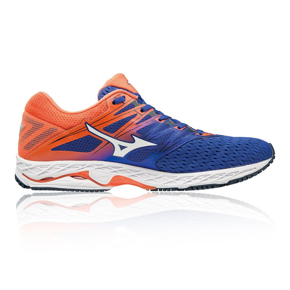 Sport Homme Chaussures Course Bleu Shadow 2 De Détails Pied Baskets Wave sur Orange À Mizuno rxsdQohCBt