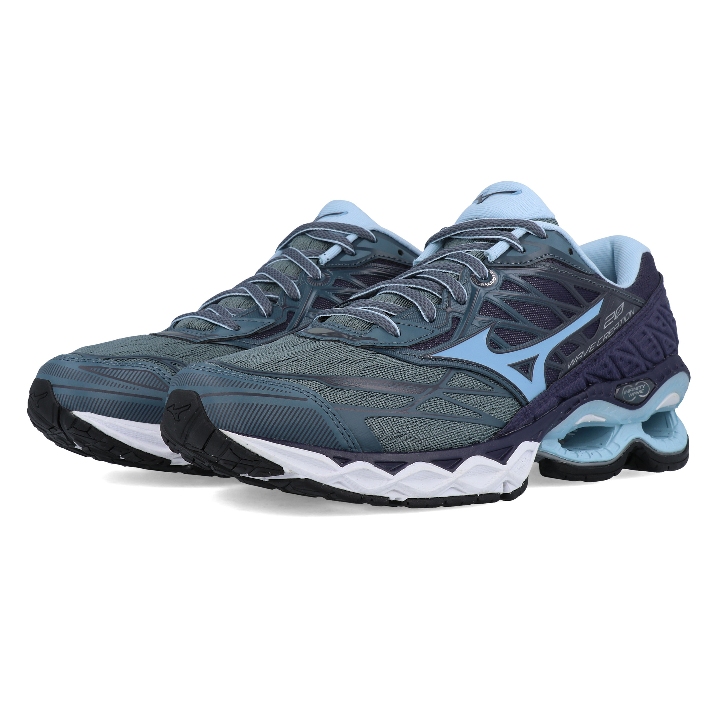 Mizuno Wave Creation 20 Women's Running Shoes - SS19