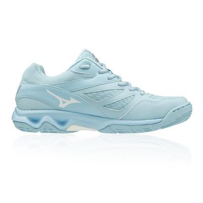 Mizuno Thunder Blade Women's Indoor Court Shoes - SS19