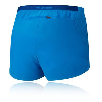 Mizuno Aero Spilt 1.5 Inch Shorts - SS19