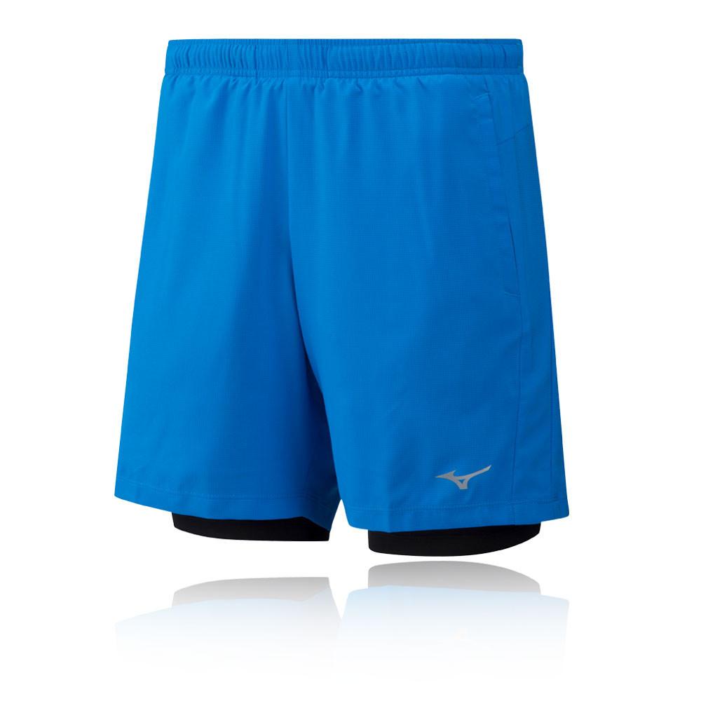 Mizuno Impulse  7.5 pulgada 2in1 pantalones cortos - SS19