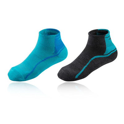 Mizuno Active Training Mid Socks (2 Pack) - SS19