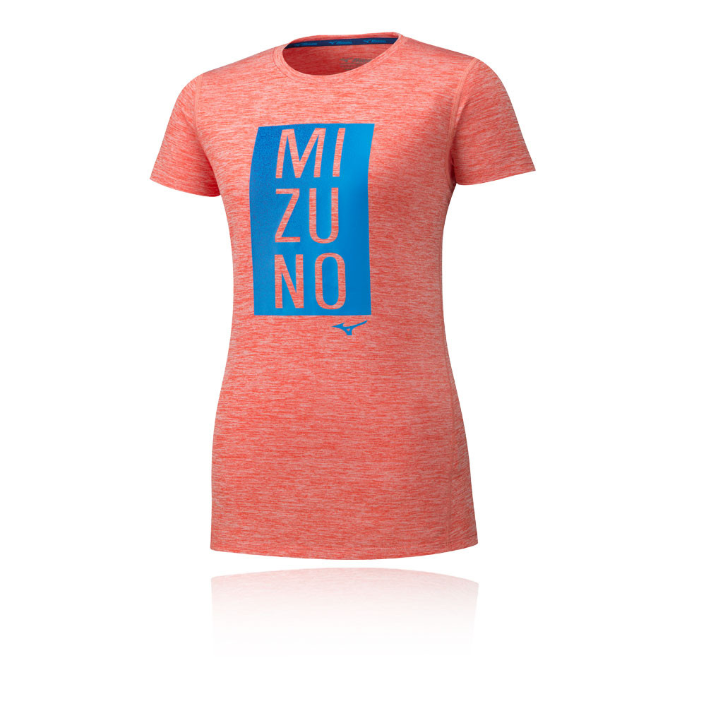 Mizuno Impulse Core Graphic para mujer Tee