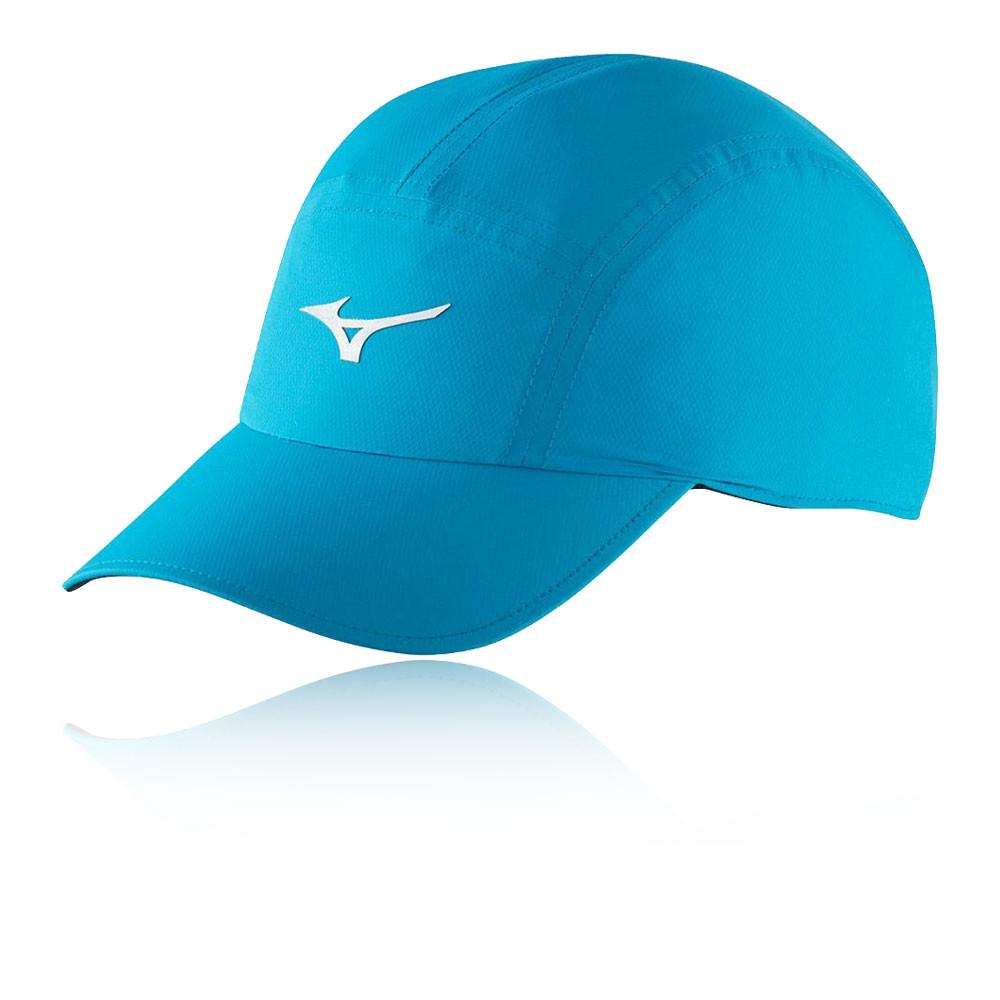 753dd5ac3ac22 Mizuno Unisex DryLite Running Cap Blue Sports Breathable ...
