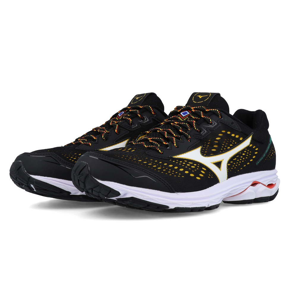 f88defcdee3d Mizuno Wave Rider 22 Comrades Limited Edition Running Shoes - SS19 - 30%  Off | SportsShoes.com