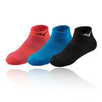 Mizuno Training Mid calcetines (3 Pack) - SS19