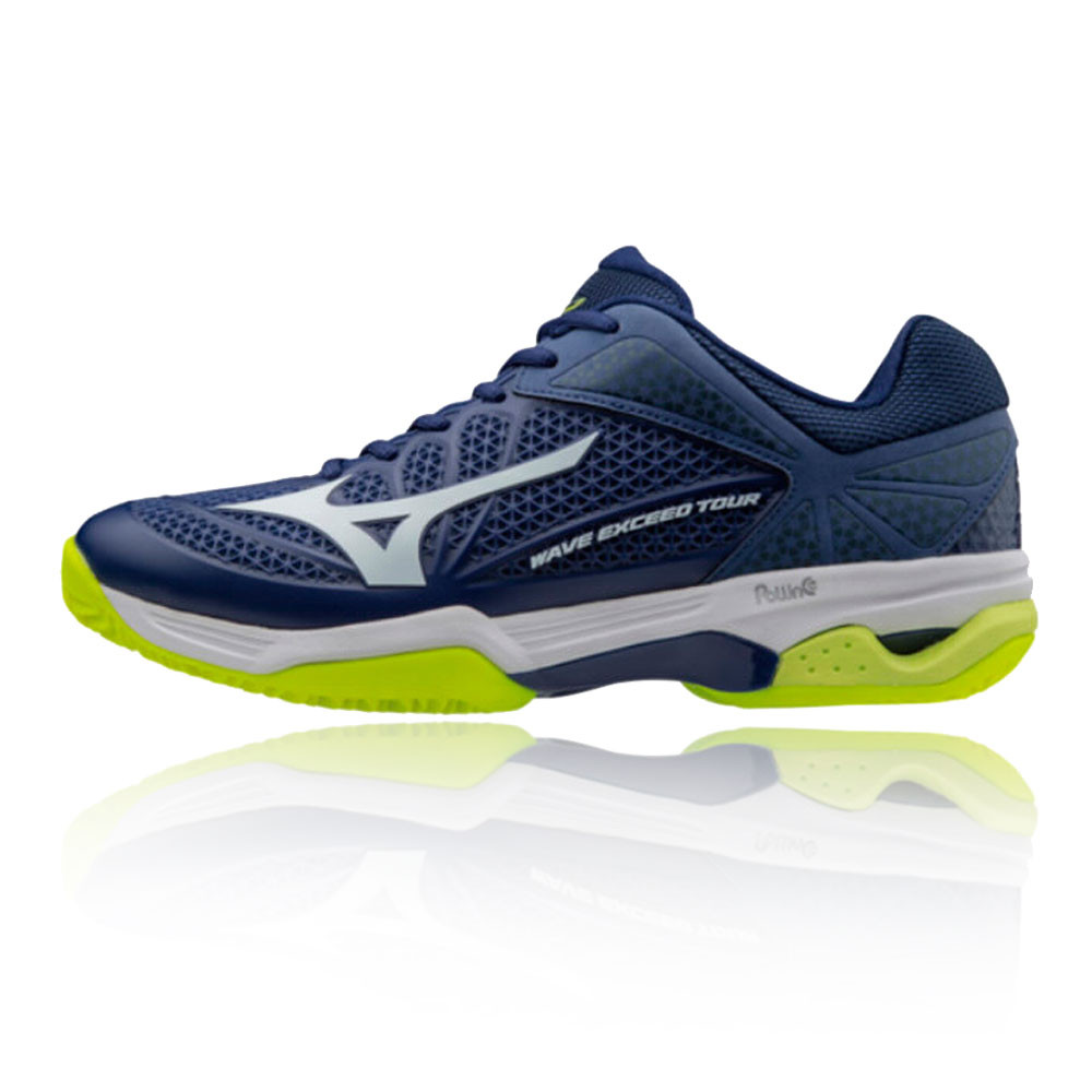 low priced 5e355 d7bf8 Mizuno Wave Exceed Tour 2 Clay Court chaussures de tennis ...