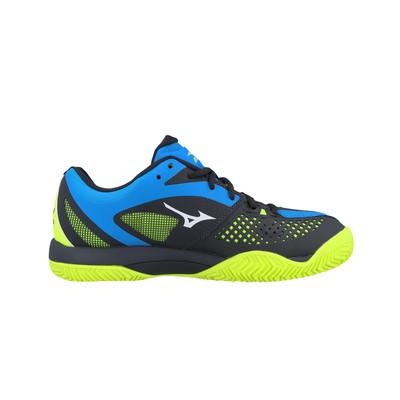 Mizuno Wave Intense Tour 4 CC Tennis Shoe