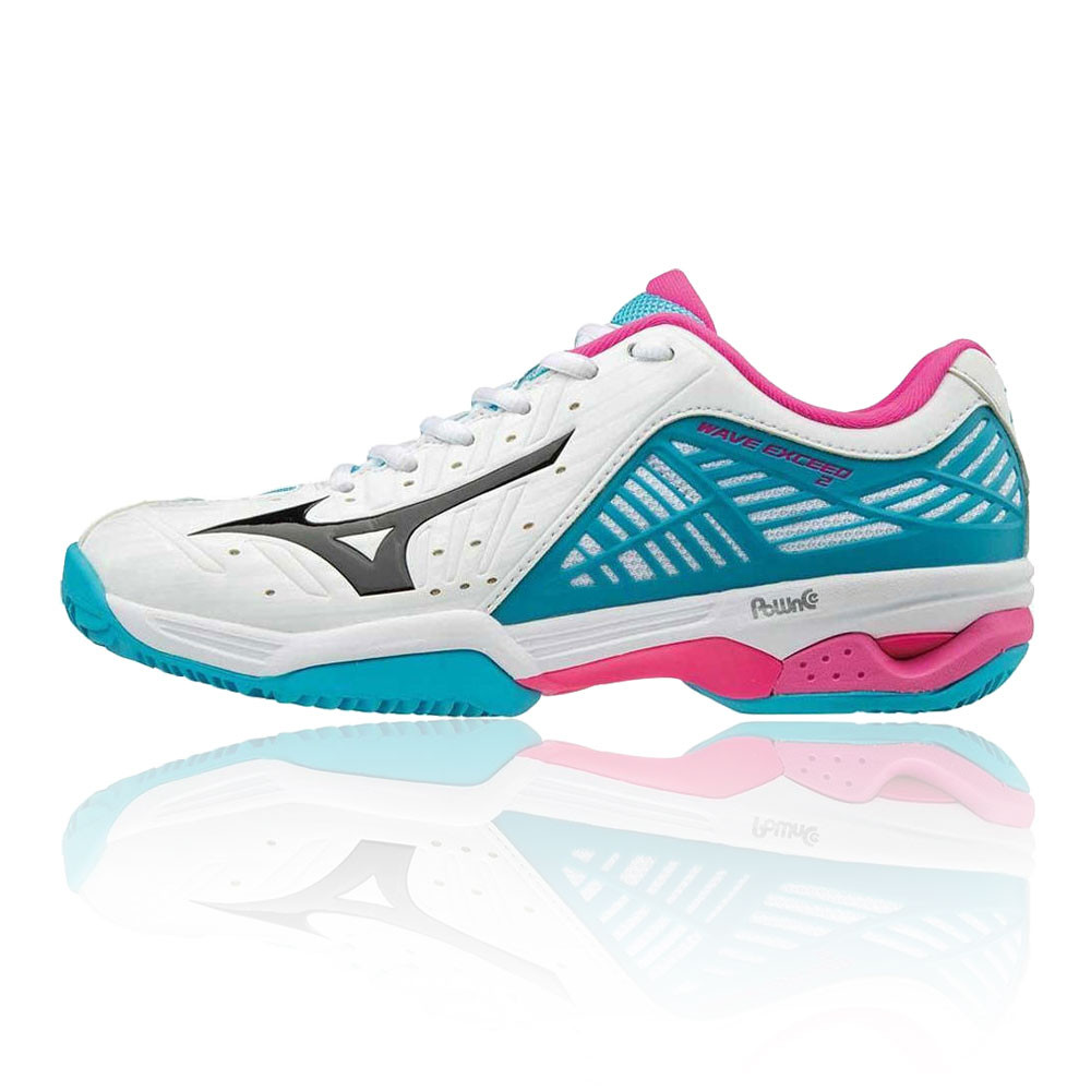 Mizuno Wave Exceed 2 Clay Court Women's Tennis Shoes