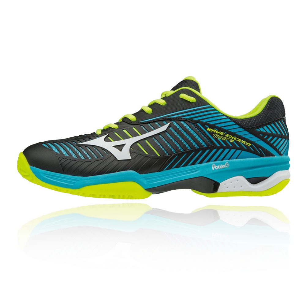 Mizuno Wave Exceed Tour 3 All Court Tennis Shoes