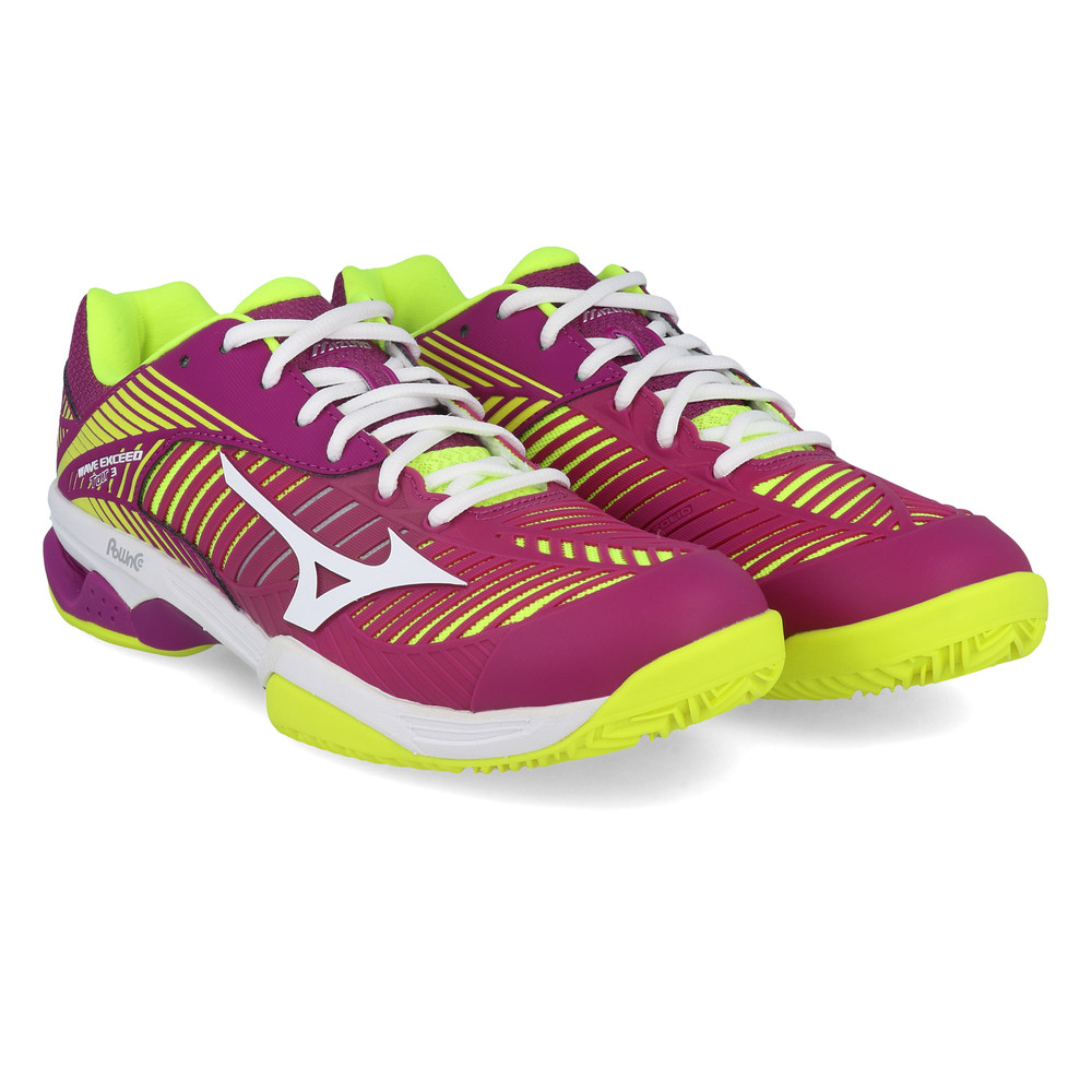 Mizuno Wave Exceed Tour 3 Clay Court scarpe da tennis