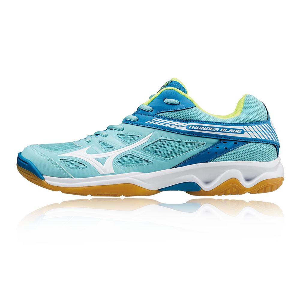 Mizuno Thunder Blade femmes chaussures de sport en salle