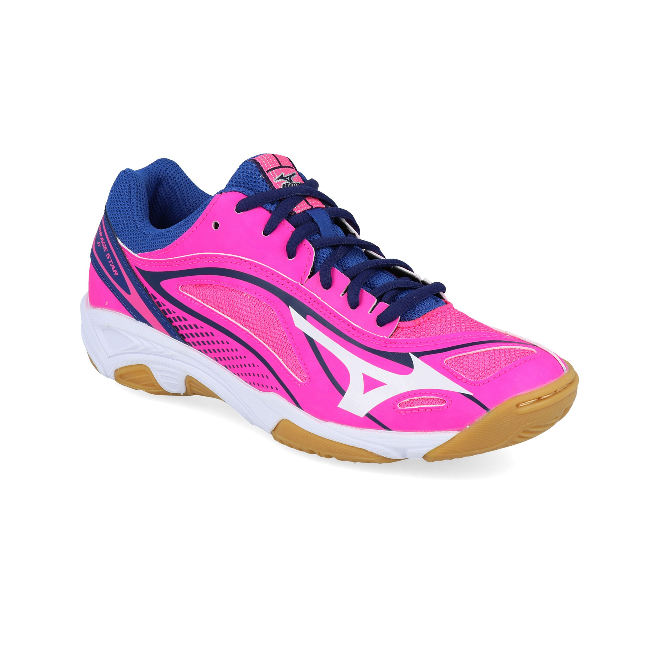 mizuno lightning star z3 junior netball trainers kaufen