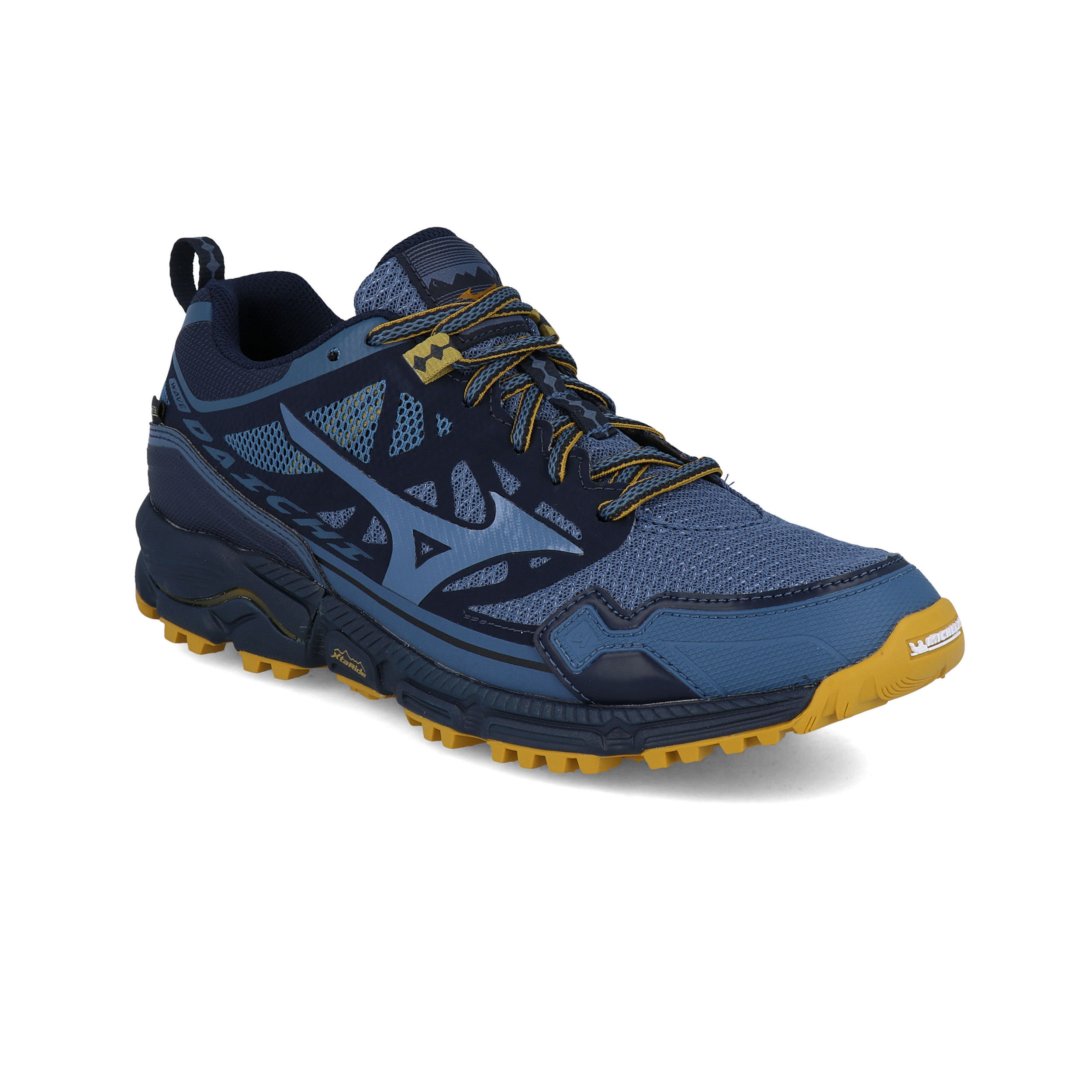 Mizuno Mens Wave Daichi 4 GORE-TEX Trail Running Shoes Trainers Sneakers