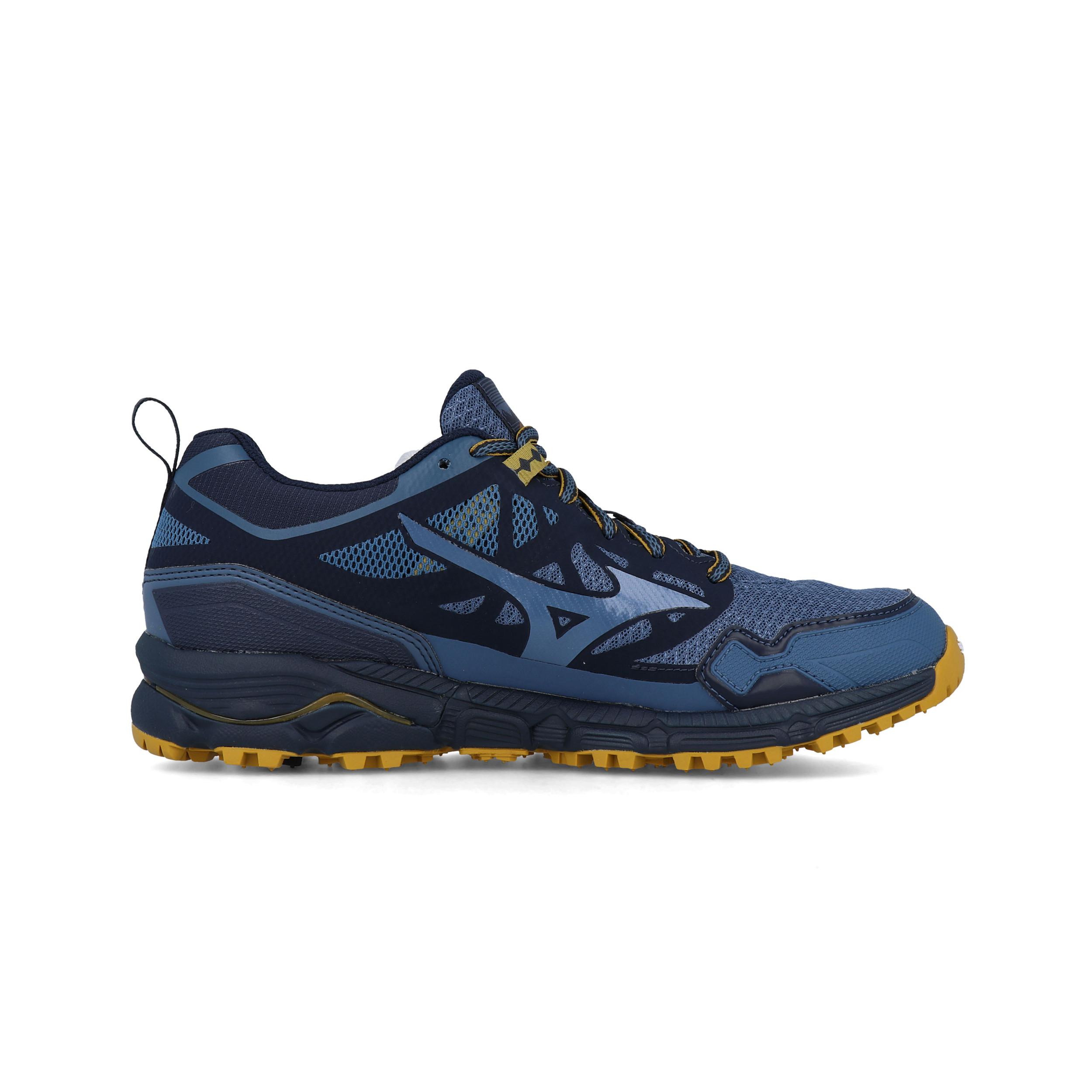 Mizuno Uomo Wave Daichi 4 GORE TEX Trail Scarpe Da Corsa
