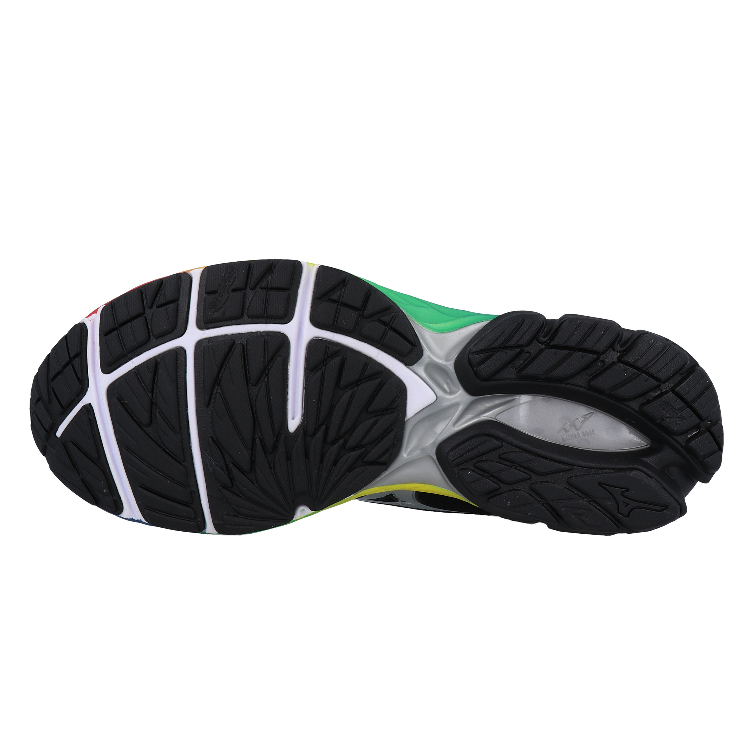 outlet store low price release info on Mizuno Homme Wave Rider 23 Chaussures De Course Baskets Baskets ...