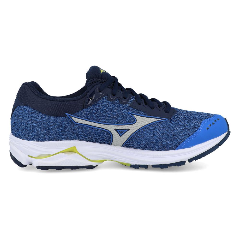 Mizuno Wave Rider TT Mens Trail Running Shoes Blue