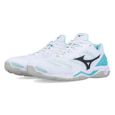 Mizuno Wave Stealth Women's Indoor Court Shoes - AW19