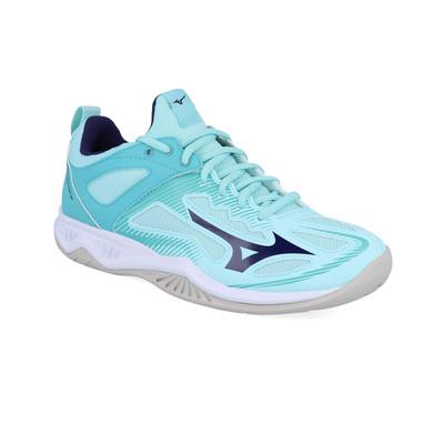 Mizuno Ghost Shadow Women's Indoor Court Shoes - AW19