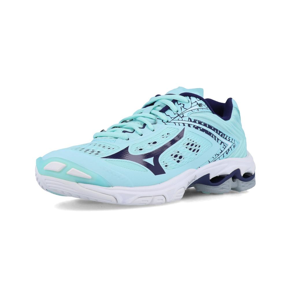 mizuno women's wave lightning z5 indoor court shoe homme online