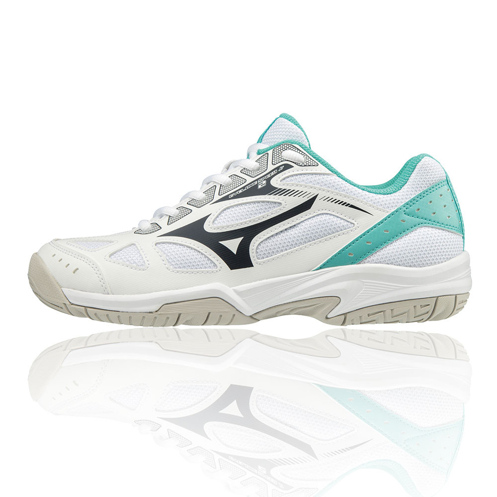 Mizuno Cyclone Speed 2 Junior zapatillas para canchas interiores