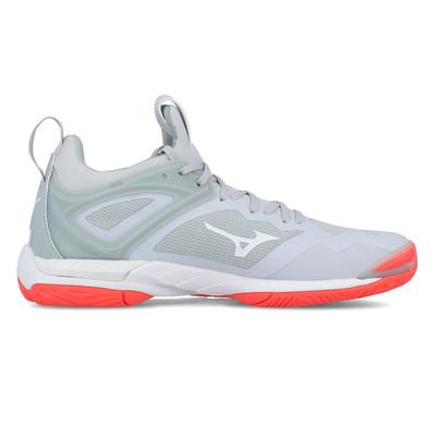 Mizuno Wave Mirage 3 Women's Indoor Court Shoes - AW19